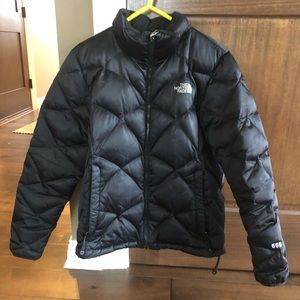 Size Large Black North Face Winter Coat